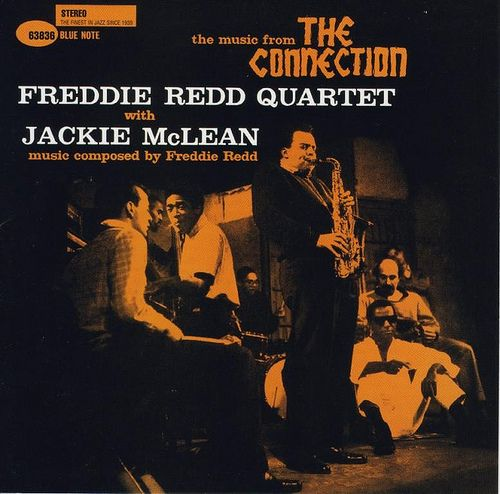 The Connection Blue Note LP cover